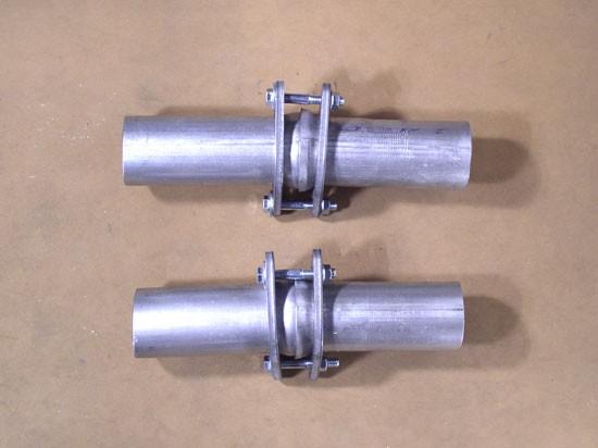 """BCC-252.5"""" Ball & Cone Connectors - Aluminized"""