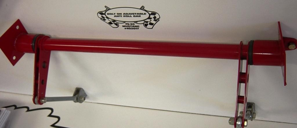 A02-017  MUSTANG ANTI-ROLL BAR
