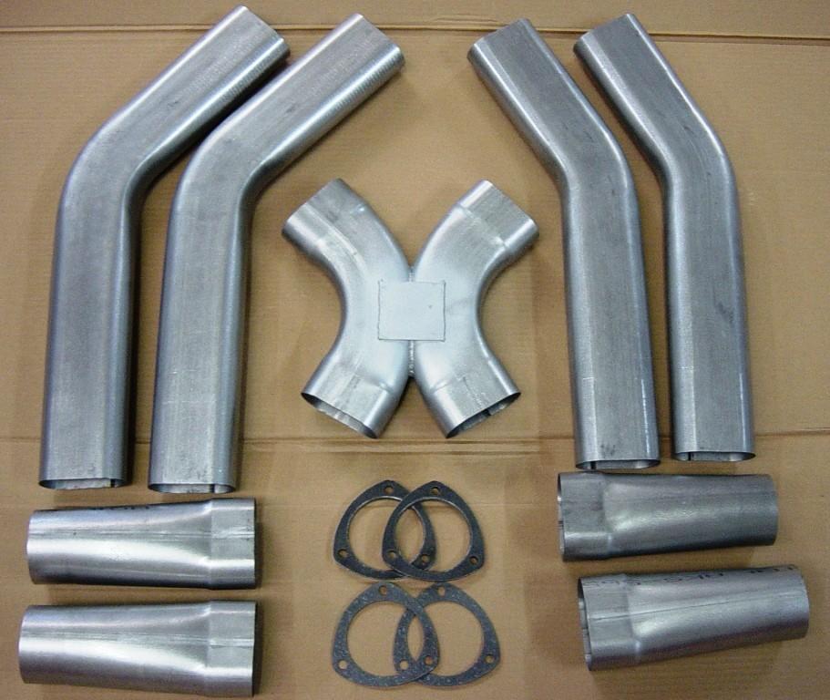 "3"" & 3.5"" OVAL X-CROSSOVER KIT  X-3O"