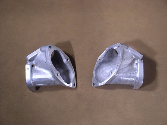 SD-1COLL Cast Iron Collectors, Pair