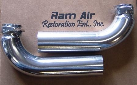 """<B> SSP-30 3"""" DOWNPIPES FOR RAM AIR FACTORY HEADERS"""
