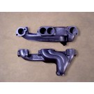 RM-4-OS Round Port Ram Air/HO/SD Style Factory Headers - Oversized