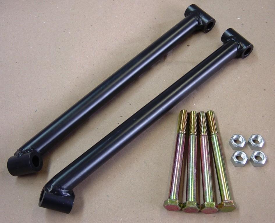 A01-065 Pontiac 65-70 B-Body Rear Frame Reinforcements