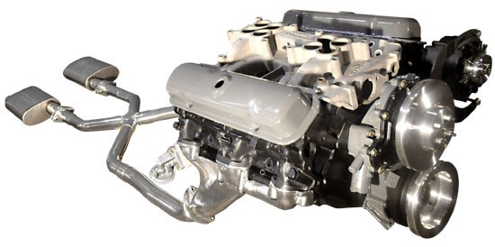 """UEG-XX Ultimate """"Center Section"""" Exhaust Kit - for all GTO and 2nd Gen. Firebird"""