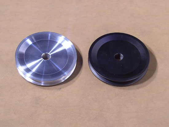 "PLA-3-B and PLA-3-C Underdriven Alternator Pulley - 5.0"" Dia."
