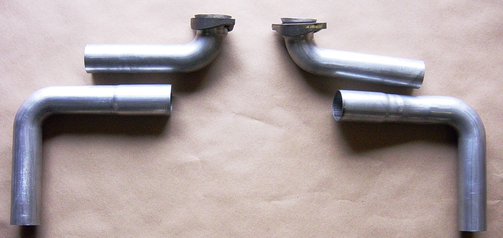 NEW ITEM!!!   SHP-59/60 DOWNPIPE KIT FOR 1959 & 1960 PONTIACs