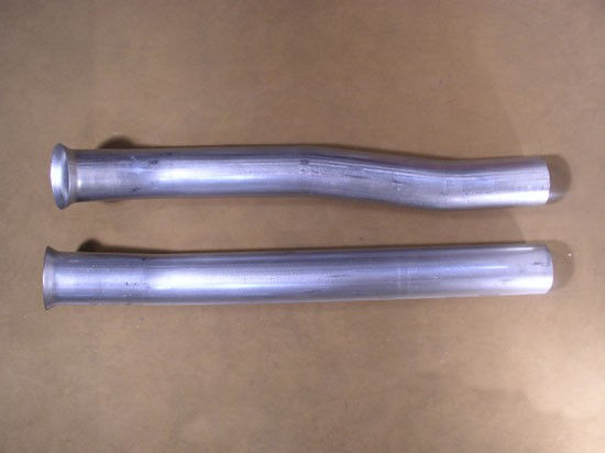 SHP1-7 Mandrel Bent Short Headpipes for Long Branch