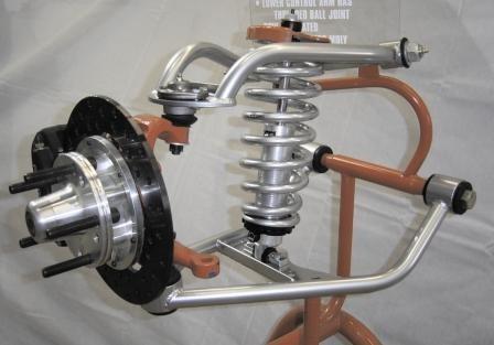 A 010 67 69 Fb Camaro Tubular Front Suspension