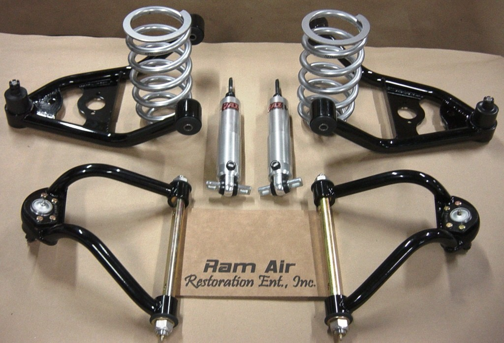 A 064 Gm A Body Gto Chevelle Olds 442 Tubular Front