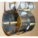 "2.25""- 3.5"" STAINLESS ""MEGA CLAMP"" BAND CLAMP"